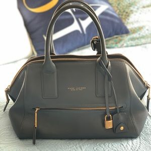 Authentic Marc Jacob Incognito Navy Blue bag